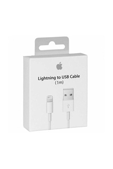 Auris iPhone Şarj Kablosu Lightning Uyumlu A+Plus Kalite Renkli